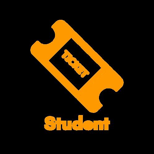 Eintrittskarte Studenten