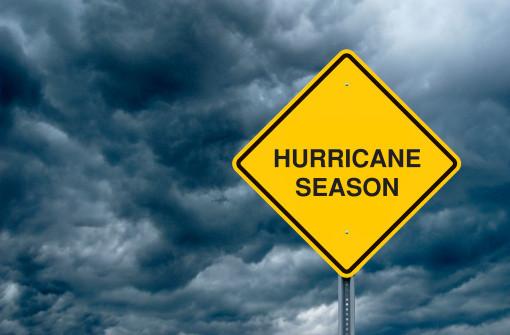Hurricane Season  - Be Prepared