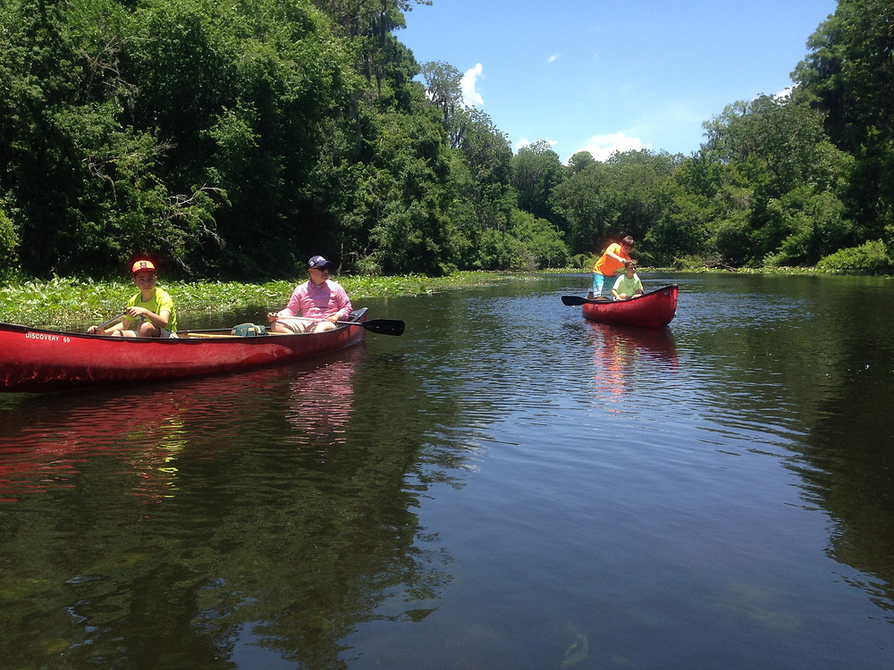 Kayak Hillsborough River