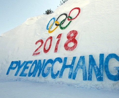 Pyeongchang Olympics South Korea 2018