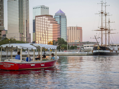 Fun & 'Stay Dry' Water Activities in Tampa