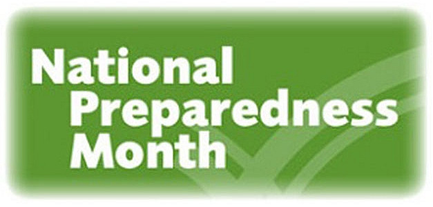 September National Preparedness Month