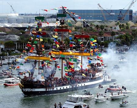 Gasparilla Festival - Tampa Bay