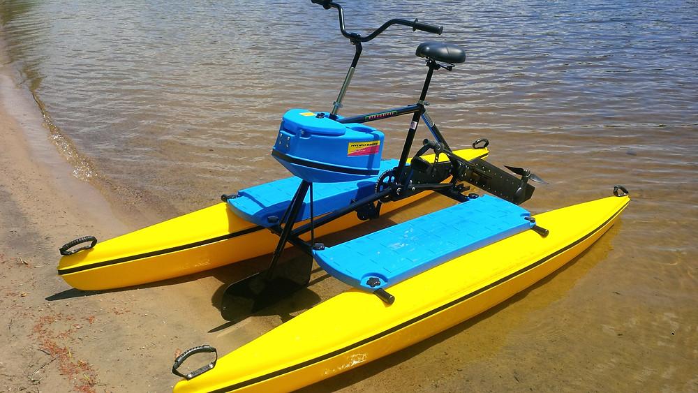 Water Bike Tampa
