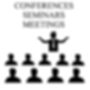 conferences,seminars,meetings