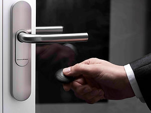 Trådløs online adgangskontrol (WirelessOnine) - Real Data A/S