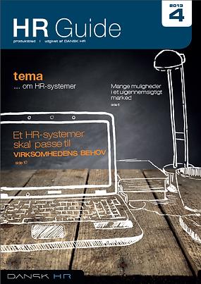 Artikel om Workforce Management, tidsregistrering mv. fra HR Guide udgivet af Dansk HR