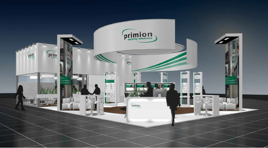 Primion Technology - Security Essen - Real Data A/S