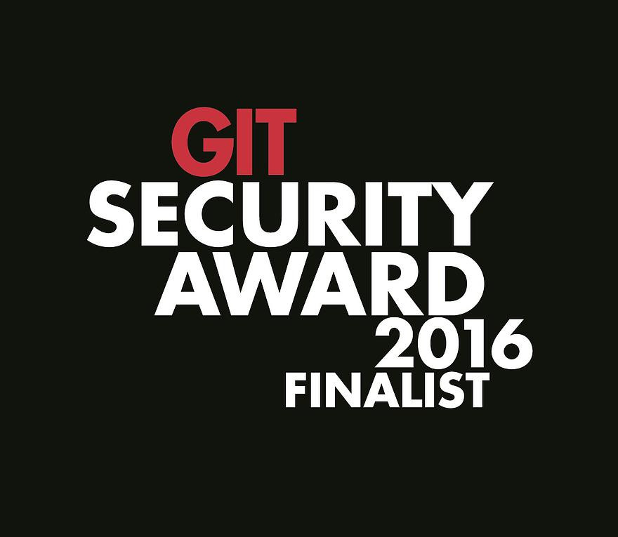 GIT Security Award - Primion Technology - Real Data A/S