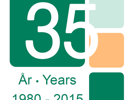 Real Data fylder 35 år