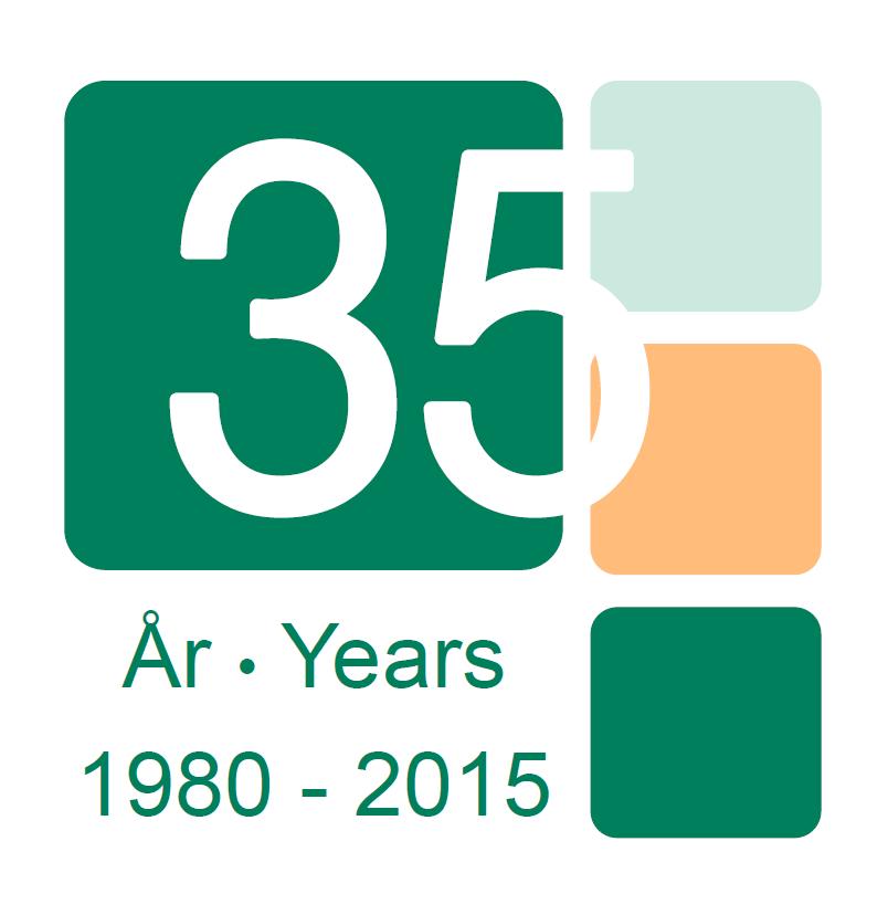 Real Data A/S 35 år med tidsregistrering