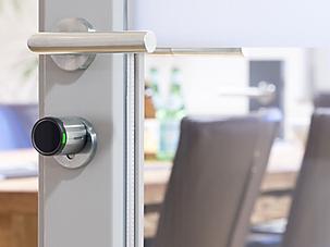Adgangskontrol trådløs hardware læser låsecylinder - Real Data A/S