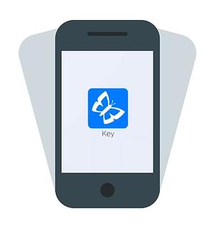 Adgangskontrol med smartphone app (ryst og åben) - Real Dat A/S