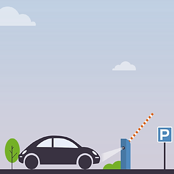 Adgangkontrol (ADK) til parkeringsplads fra Real Data A/S