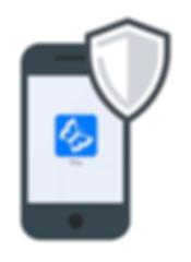 Adgangskontrol med smartphone app med højt sikkerhedsniveau (kryptering mv.) - Real Data A/S