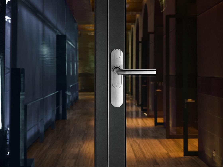 Trådløs adgangskontrol - Real Data A/S