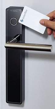 Trådløs adgangskontrol (elektronisk lås langskilt)
