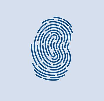 Adgagskontrol (ADK) med fingeraftryk fra Real Data A/S