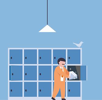 Adgangskontrol (ADK) på skabe, arkiver, skuffer og møbler fra Real Data A/S
