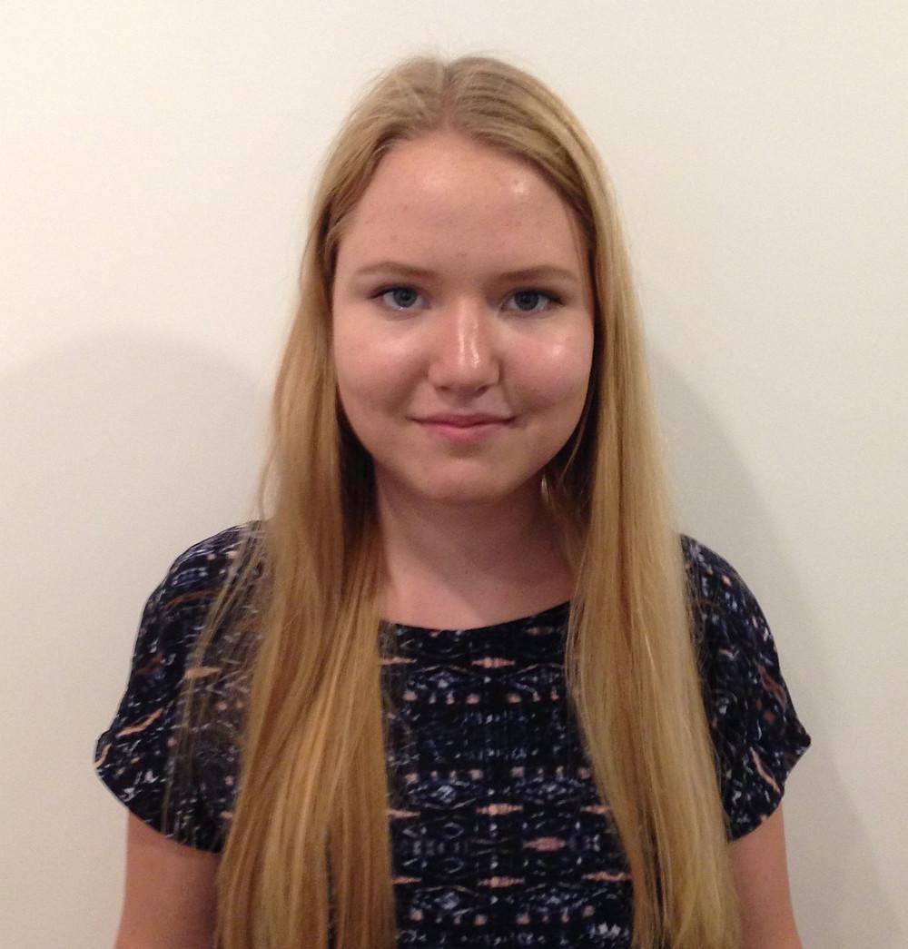 Real Data A/S - praktikant Verena Polifka