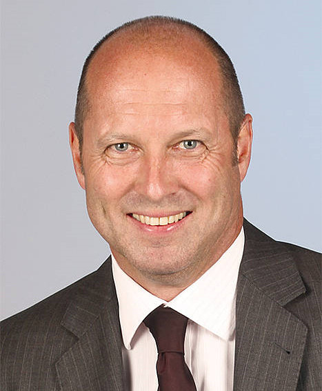 Horst Eckenberger - primion Technology