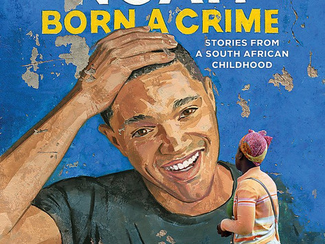 Book Review #22 - Born A Crime By Trevor Noah
