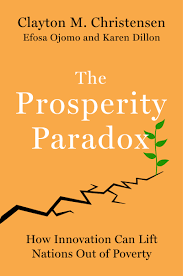 Book Review #13 - Prosperity Paradox