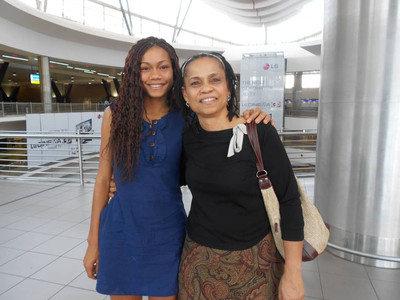 Affi and Her Mother