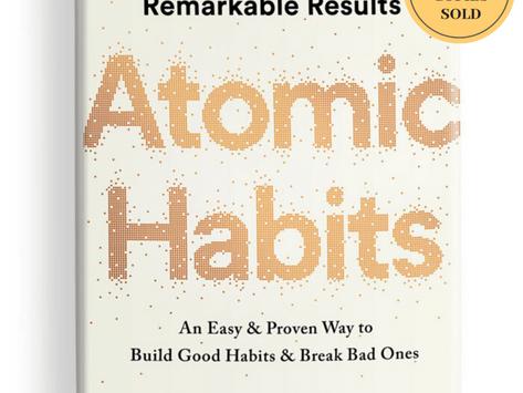 Book Review #20 - Atomic Habits