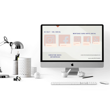 Christine Davis - Online Business Card
