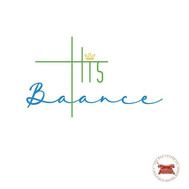 His Balance | Long Form Logo