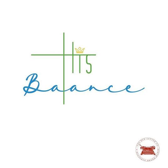 His Balance   Long Form Logo