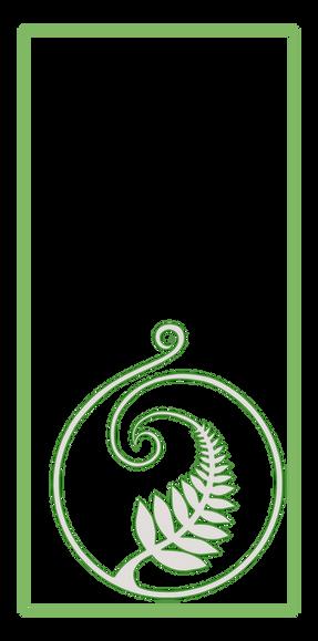 SFSilver Fern Therapy - Short Form Rectangular Logo
