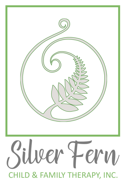 Silver Fern Therapy - Long Form Logo