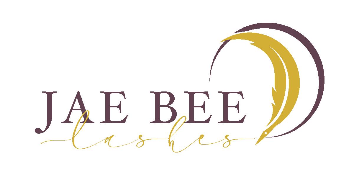 JAEBEE Lashes - Long Form Logo