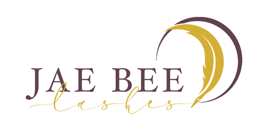 JAEBEE Lashes - Long Form Logo