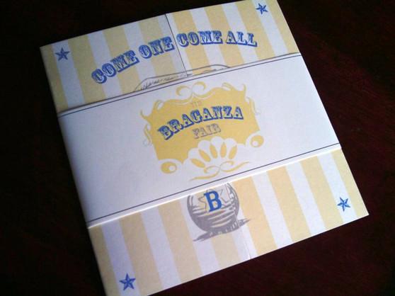 Braganza Baby Shower   Circus Theme