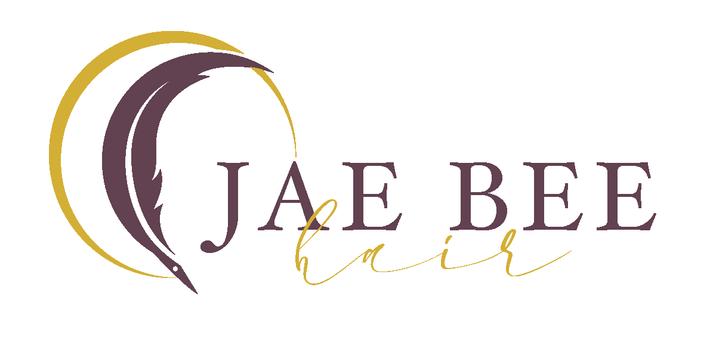 JAEBEE Hair - Long Form Logo