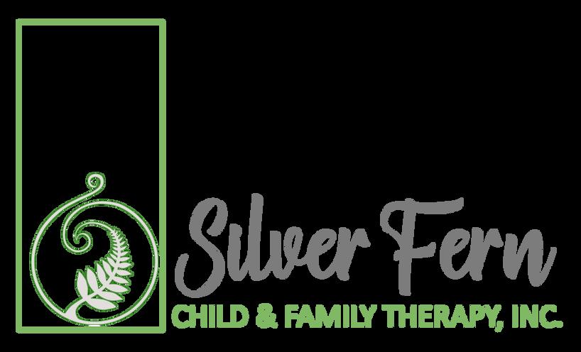 Silver Fern Therapy - Long Form Rectangular Logo
