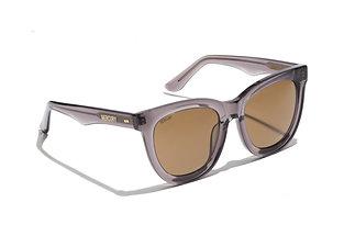 Juniper I - Ash Gray Butterfly Sunglasses