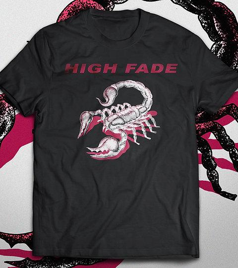 High Fade Scorpion Tee