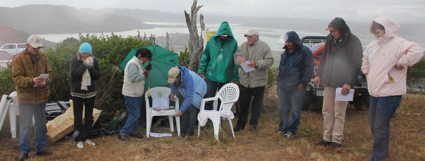 5.Knysna prizegiving in the rain