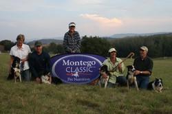 3. Winners L2R Ragni Pretorius Mark Trollip Kathy Ward Pippa and Andrew Philip