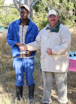 2018 Zimbabwe Kelvin and Hennie
