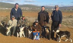 4 Willowmore winners 2012