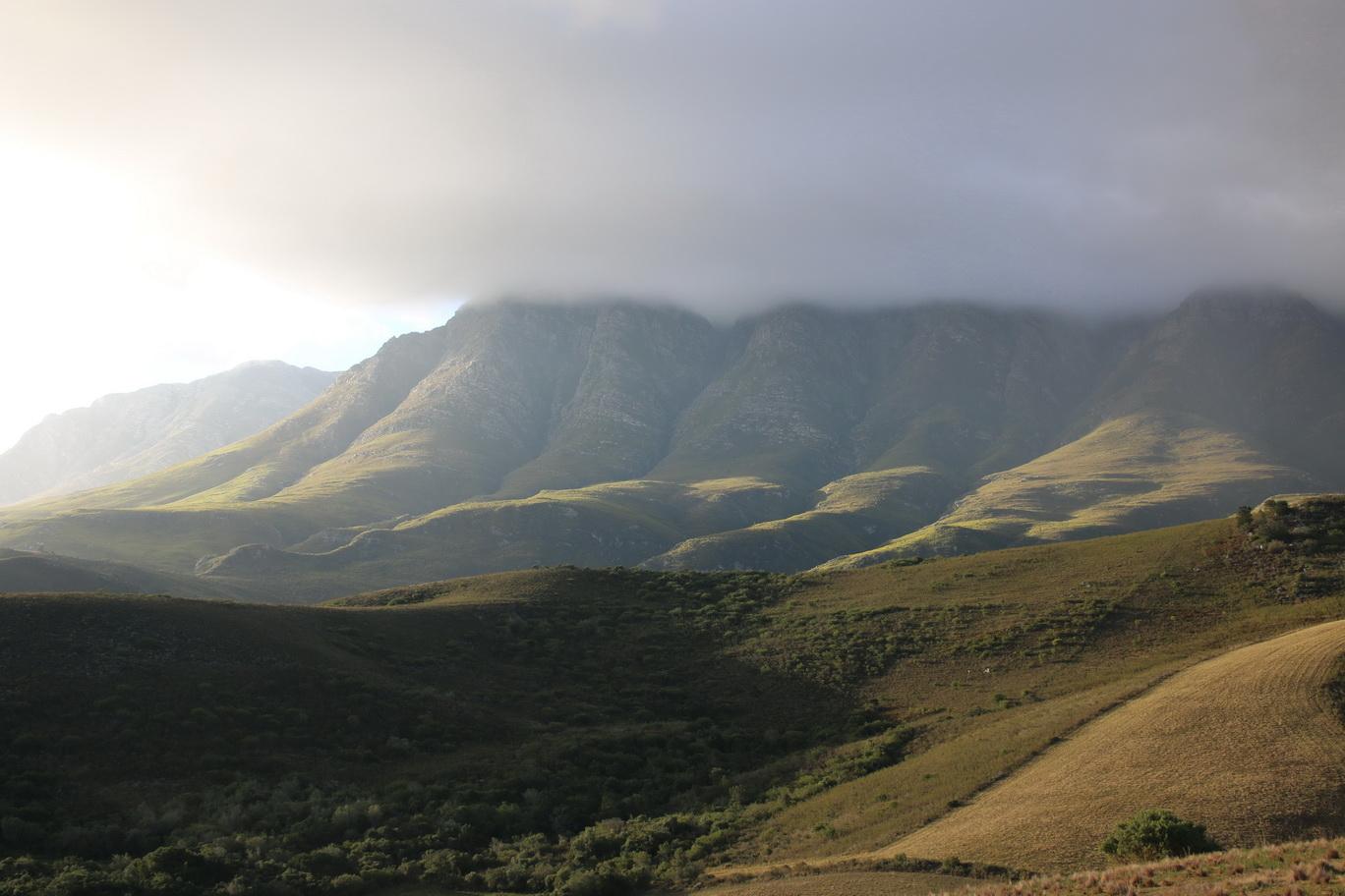 JKloof clouds mountain