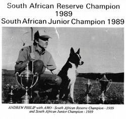 Andrew Philip 1989