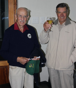 4 Fifty years on founder members Chipper Kingwill and Frikkie van Zyl