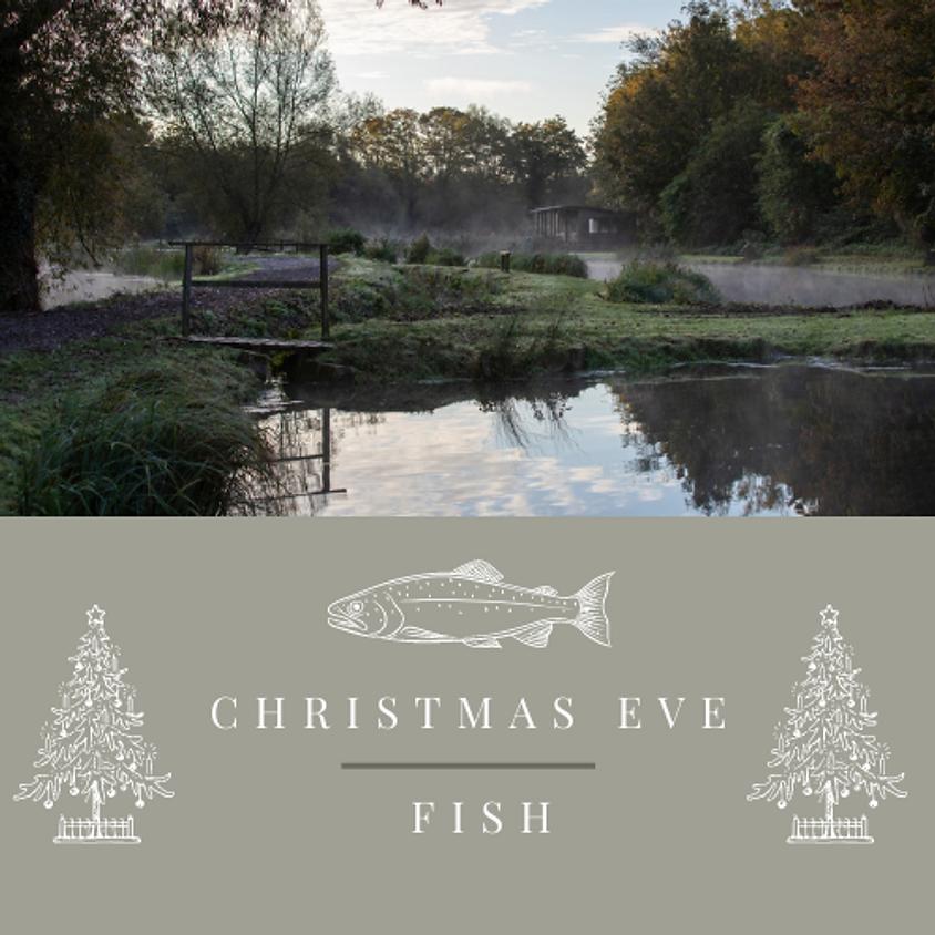Christmas Eve Fishing
