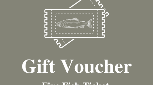 Gift Voucher - Four Fish Ticket
